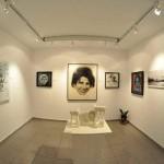 نمایشگاه فروغ فرخزاد (1)