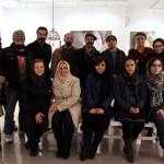 نمایشگاه فروغ فرخزاد (13)